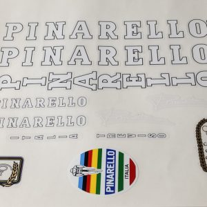 Pinarello decal set