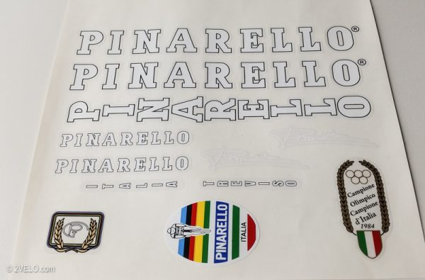 Pinarello decal set – 2velo-13