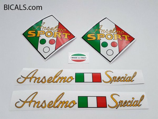 Anselmo Special decal set BICALS