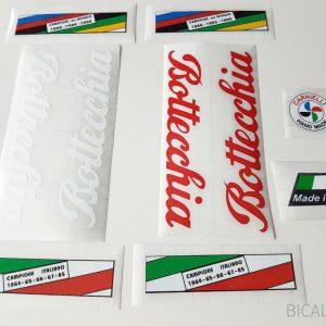 Bottecchia equipe V1 decal set BICALS