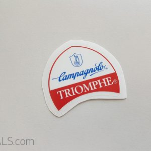 Campagnolo 80s TRIOMPHE decal BICALS
