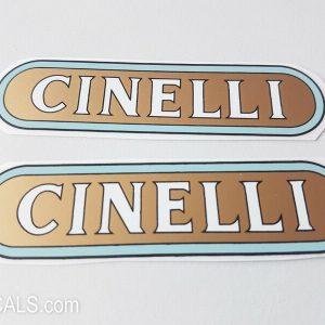Cinelli V2 decal set BICALS