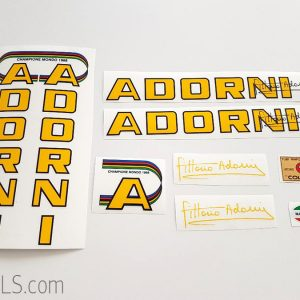 Adorni decal set BICALS 1