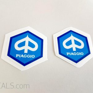 Bianchi Piaggio tube decal BICALS