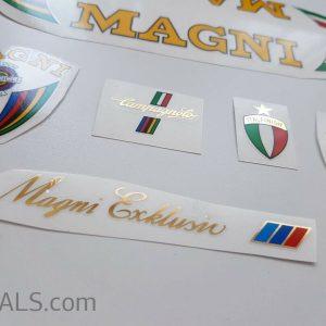 Magni Exklusiv ICS decal set BICALS
