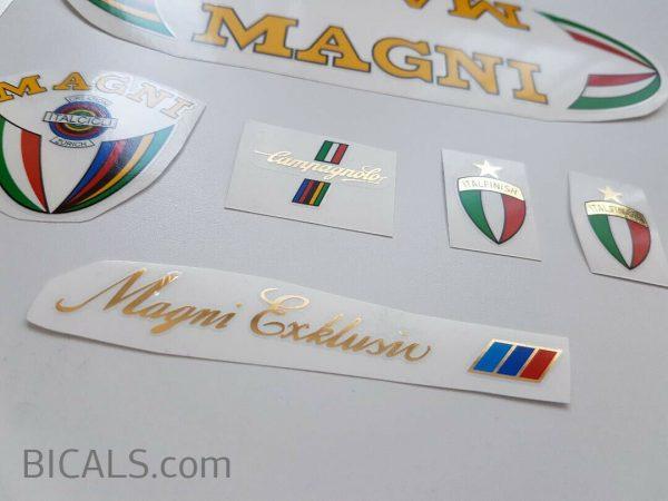 Magni Exklusiv ICS decal set BICALS 1