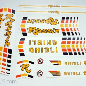Rossin Ghilbi decal set BICALS