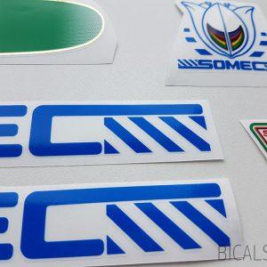 SOMEC V1 decal set BICALS