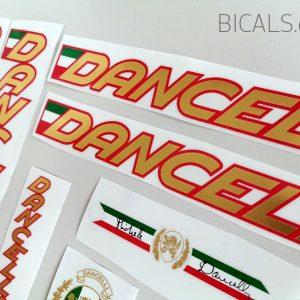 Dancelli V2 decal set BICALS