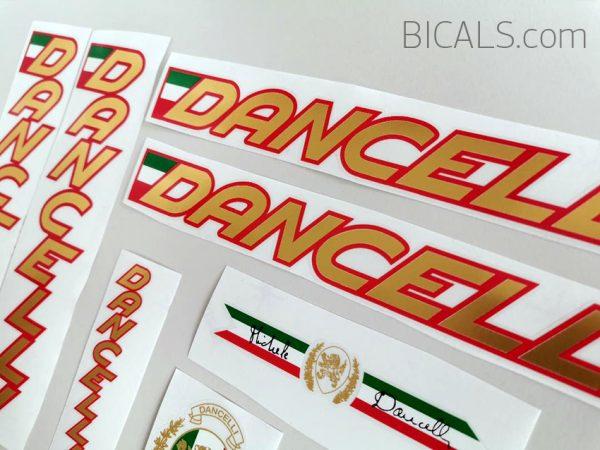 Dancelli V1 decal set BICALS