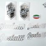 Garlatti V2 decal set BICALS