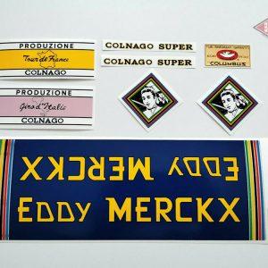 Colnago Eddy Merckx 74 Super foto BICALS
