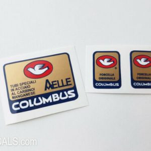 Columbus AELLE decal BICALS