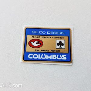 Columbus Gilco Design Master Colnago decal BICALS