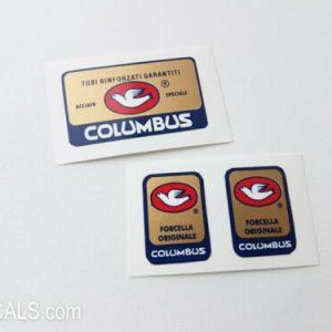 Columbus SL V1 decal BICALS