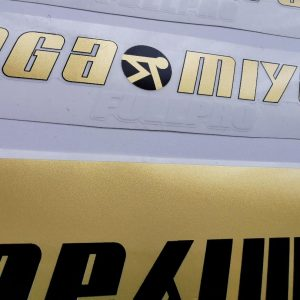 Koga Miyata Full Pro decal set BICALS 3