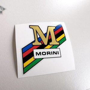 MORINI Super gold letters decal set BICALS