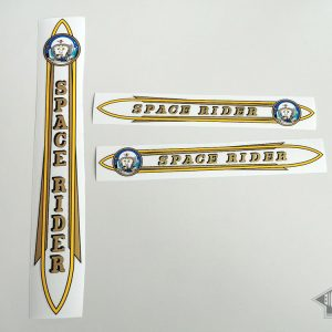 Raleigh Space Rider decal set BICALS