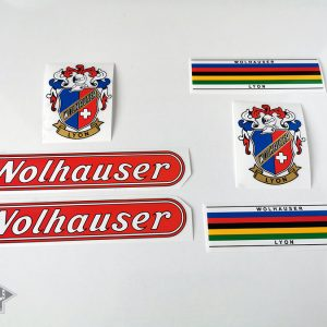 WOLHAUSER Lyon decal set BICALS