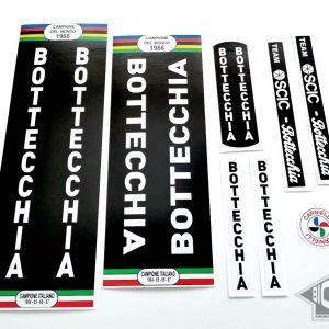 Bottecchia Team SCIC equipe decal set BICALS