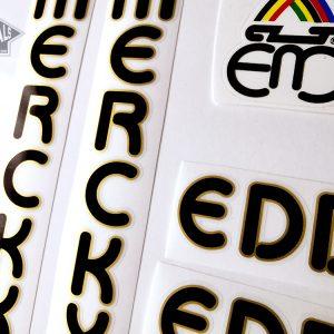 Eddy Merckx team Telekom decal set BICALS