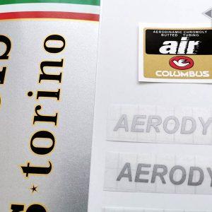 Gios Torini Aerodynamic decal set BICALS