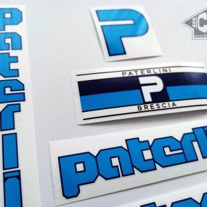 PATERLINI Brescia Record blue BICALS