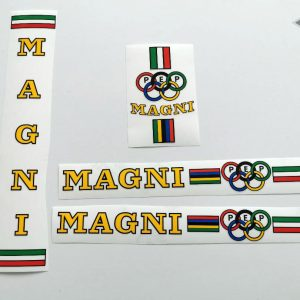 Magni PEP ICS decal set yellow BICALS