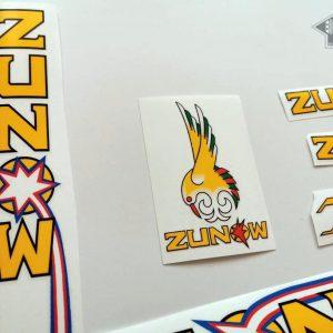 Zunow Z-1 decal set BICALS