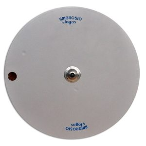 Ambrosio disc wheel by Logos shablon stencil for painting BICALS 1