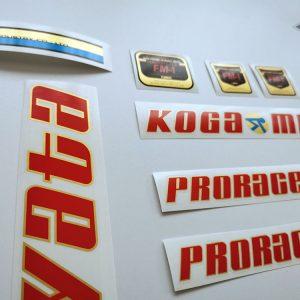 Koga Miyata Proracer S decal set BICALS