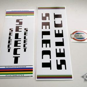 Select fahrrad V2 decal set BICALS 1