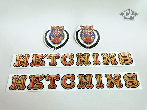 Hetchins decal set V1 BICALS