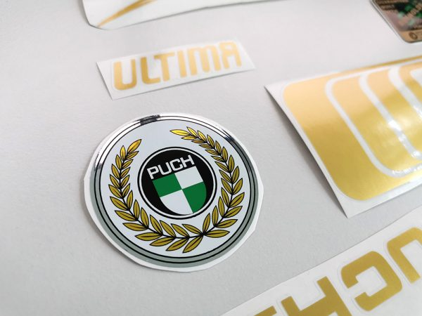 PUCH Ultima early set Reynolds decal set BICALS 1