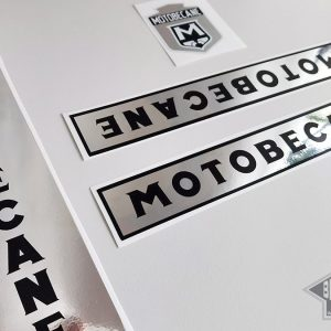 Motobecane Ocana BIC team 1973 decal set bicycle BICALS